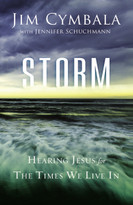 Storm (Hearing Jesus for the Times We Live In) - 9780310342106 by Jim Cymbala, Jennifer Schuchmann, 9780310342106
