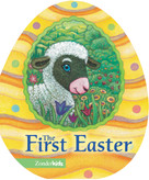 The First Easter (Miniature Edition) by Jesslyn DeBoer, David Austin Clar, 9780310708421