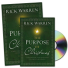 The Purpose of Christmas DVD Study Curriculum Kit (A Three-Session, Video-Based Study for Groups or Families) by Rick Warren, 9780310942122
