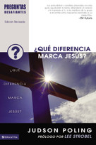 ¿Qué diferencia marca Jesús? by Judson Poling, 9780829756388