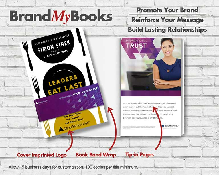 Brand my Books