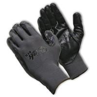 G-Tek Seamless Knit Nylon with Foam Nitrile Grip Economy