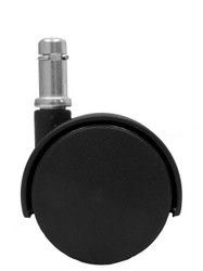 Single replacement office task chair caster wheel - S2227