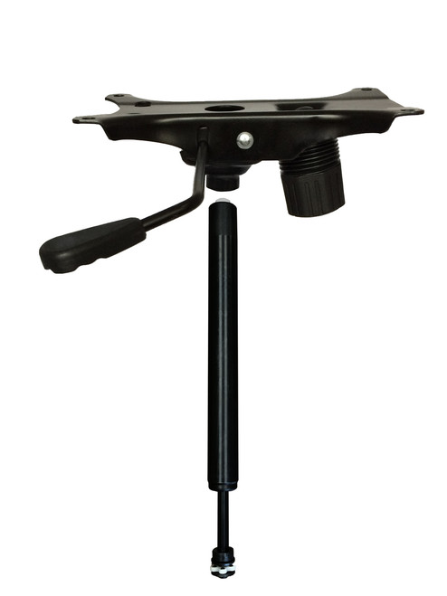 Office Chair swivel tilt mechanism with standard gas lift cylinder S2979 w/ S6165