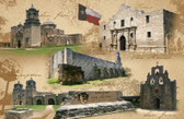 The Missions of San Antonio