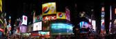 New York Times Square Panoramic