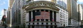 The New York Stock Exchange Panoramic
