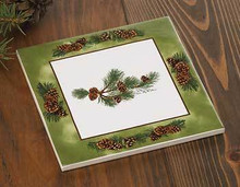 Pine Branch Trivet