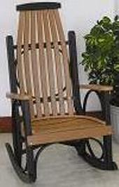 Amish Polywood Rocker