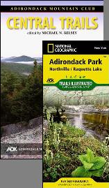 ADK Mt. Club -  Central Trails Guide