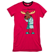 Mooseage  Nightshirt