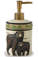 Black Bear Dispenser