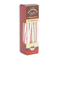 Peppermint Cocoa Stirrers