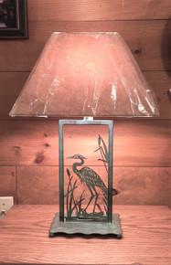 Heron Lamp