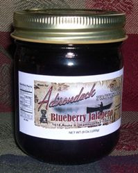 Adirondack Blueberry Jalapeno Fruit Preserves