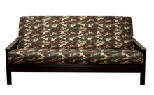 Futon Cover, Galaxy Camo