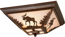 Yellowstone Ceiling Light