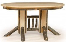 Hickory and Oak Dining Table
