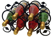Leaf Wine Rack- Medium