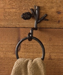 Pine Lodge Ring Hook