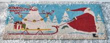 Sleigh Bells Doormat