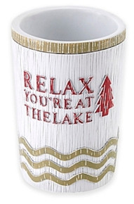 Lake Words Tumbler