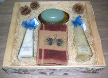 Bath Care gift crate