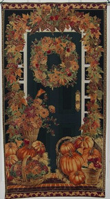 Autumn Door Panel