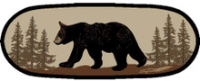 Bearwalk Oval Rug