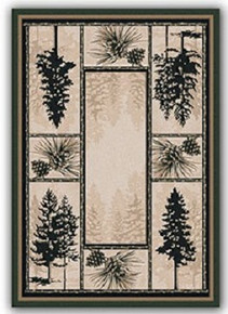 Forest Pines Rug