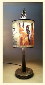 Four Seasons Lamp