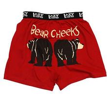 Men's Bear Cheeks Boxers