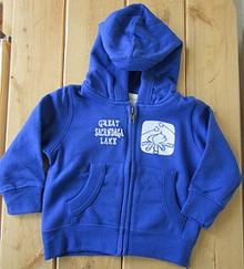 Blue Infant Hoodie