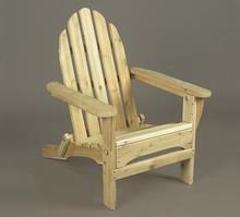 Folding Cedar Adirondack Chair