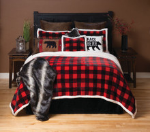 Buffalo Plaid Bedding Set