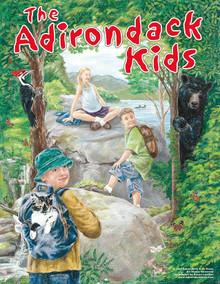 The Adirondack Kids Poster