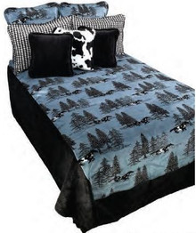 Horse Flight Denali Bedding and Throws