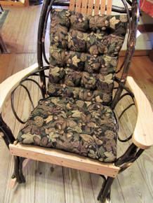 Woodland Forest Rocker cushions (set)