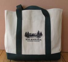 Sacandaga Canvas Tote Bag