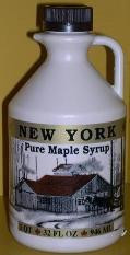 Adirondack Maple Syrup Quart