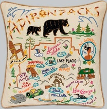 Adirondack Pillow