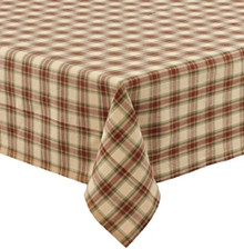 Cinnamon Tablecloth