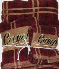 Camp Towel Set