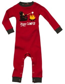 Happy Camper Union Suit