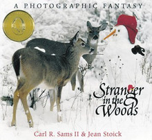 Stranger in the Woods Book