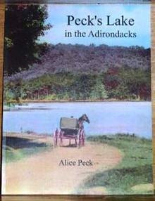 Peck's Lake in the Adirondacks