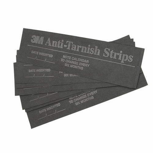 8 3M 2x7 inch anti tarnish strips