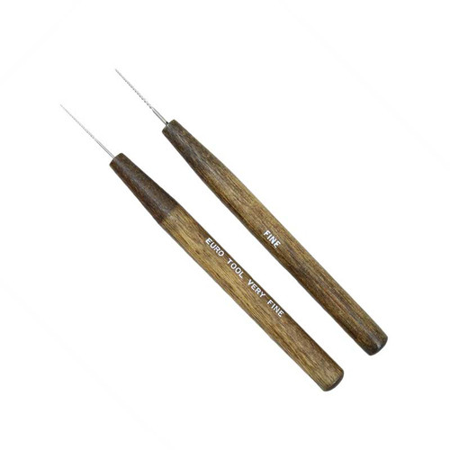 2 Piece Wax Detailer Set with Fine and Very Fine Tips