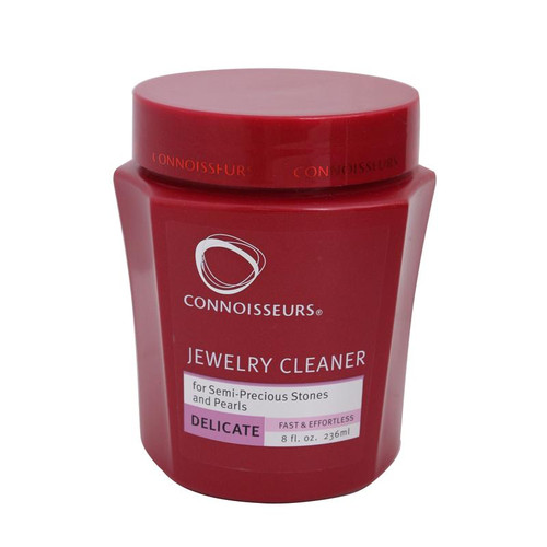 8 oz jar Connoisseurs delicate jewelry cleaner
