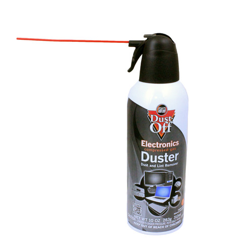 10 oz. can of compressed air for dusting